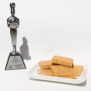 Shortbread with Sofi NASFT Award