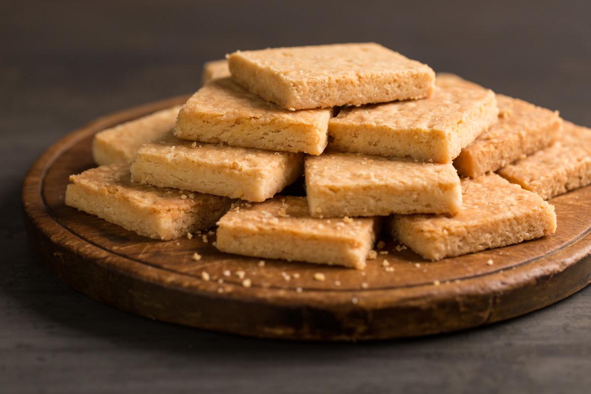 Buttery Shortbread Squares – Clairesquares – Artisan ...