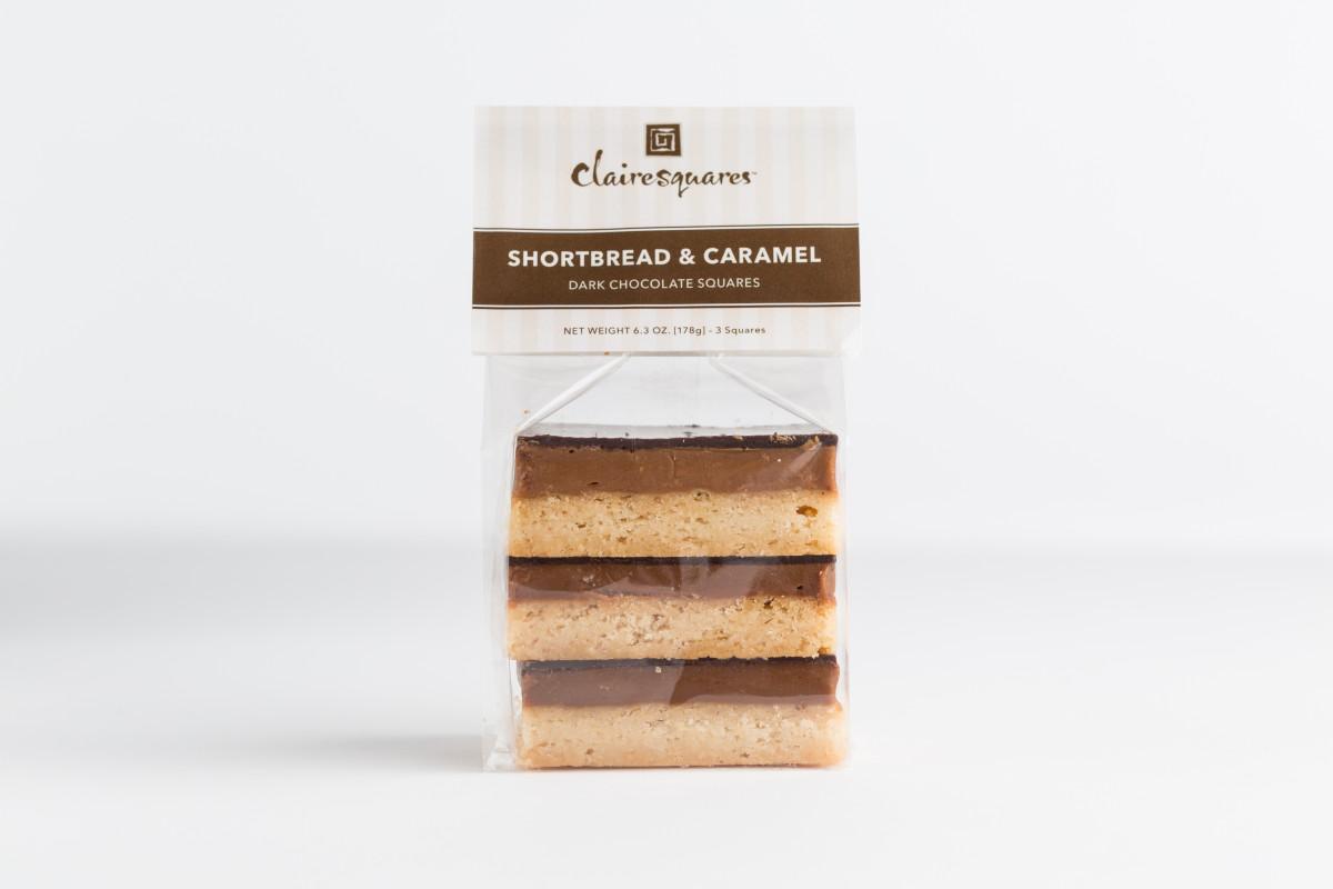Clairesquares Three Pack – Dark Chocolate – Clairesquares – Artisan ...